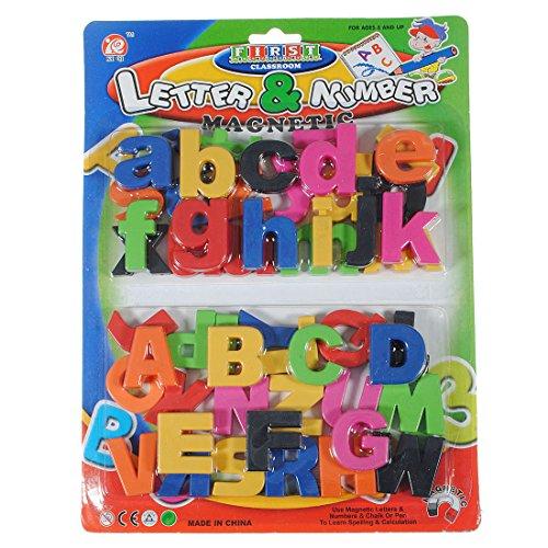 Moppi Magnetic Hauptstadt Kleinbuchstaben pädagogisches Spielzeug