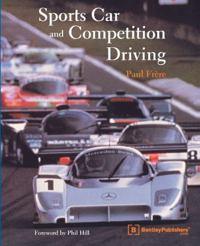 Sports Car and Competition Driving por Paul Frere