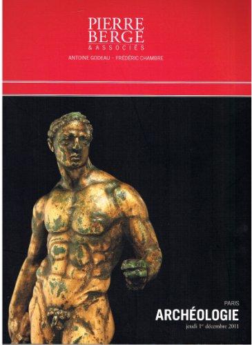 Archéologie - Collection particulière M - EGYPTE- Collection Günter Grimm- ORIENT - NEOLITHIQUE & ANTIQUITE CLASSIQUE- Vente du 1/12/2011- Pierre Bergé Paris