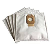 Clean Fairy Vacuum Cleaner Bag 10 pack Replacement for Nilfisk Extreme King Serie