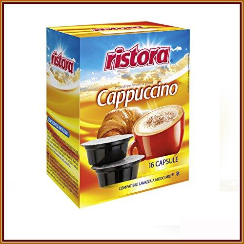 16 Capsule Cappuccino
