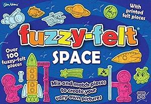 Fuzzy Fieltro 10624 Espacio, Multi