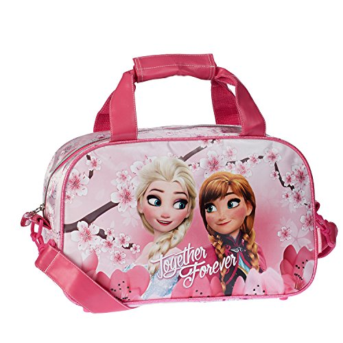 BOLSA DEPORTE FROZEN DISNEY TOGETHER FOREVER
