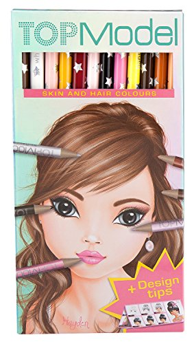 TopModel 8071.001  Buntstifteset, Haut- und Haartöne