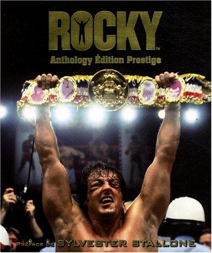 Rocky : Anthology édition prestige