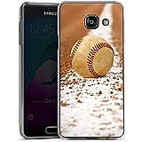 Samsung Galaxy A3 (2016) Housse Étui Protection Coque Baseball Terrain de sport Balle