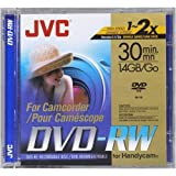 2X Printable Mini Rewritable DVD-RW for Camcorders Discontinued by Manufacturer
