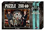 Noris Spiele 606031244 - V8 Puzzle Du willst der Beste sein - Team Barakudas, 200 Teile