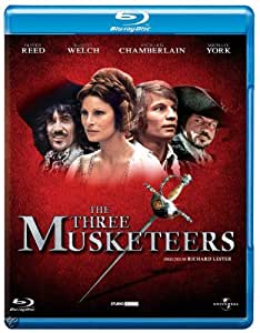 The Three Musketeers (1973) ( The 3 Musketeers ) (Blu-Ray)