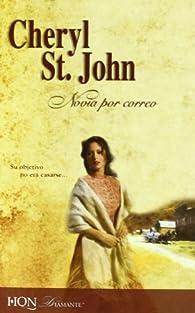 Novia por correo par  Cheryl St. John
