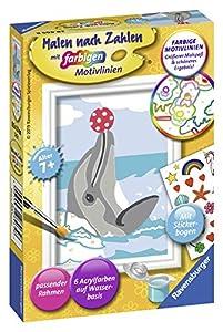Ravensburger 28465 Libro/álbum para Colorear - Libros y páginas para Colorear (Libro/álbum para Colorear, Niño, Niño/niña, 7 año(s), 85 mm, 120 mm)