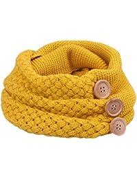 Moda bufanda Mujere Invierno Cálido Cable Knit cuello de la capucha del mantón de la bufanda
