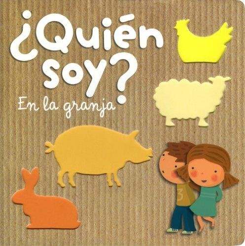 ¿Quién soy? En la granja (Lupita Books) por Lupita Books