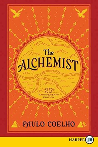 Preisvergleich Produktbild [The Alchemist 25th Anniversary LP: A Fable about Following Your Dream] (By: Paulo Coelho) [published: May,  2014]