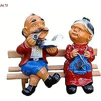 Suchergebnis auf f r oma und opa figuren for Gartendeko solar figuren