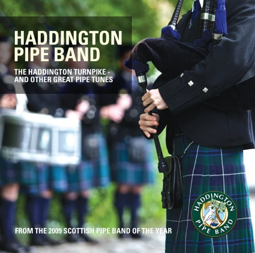 The Haddington Turnpike-Haddington Pipe Band CDTRAX segunda mano  Se entrega en toda España