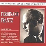 Beethoven/Gounod/Wagner/Verdi : Arien & Szenen. Frantz.