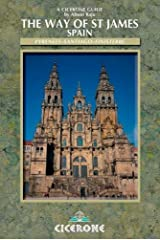 The Way of Saint James Vol 2: Pyrenees - Santiago - Finisterre (Cicerone International Walking S) (No. 1) by Alison Raju (2003-08-01) Paperback
