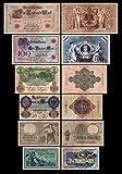 *** 5,10,20,50,100,1000 Reichskassenschein/Banknoten 1904/1908 Pick 8-9-25-26-27-30 - Reproduktion ***