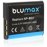 Blumax Batterie pour Sony NP-BG1/NP-FG11020mAh 65220