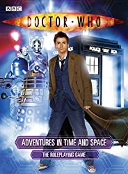 Doctor Who: Adventures in Time and Space: Gamemaster's Screen