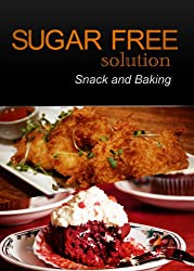 Sugar-Free Solution – Snack and Baking Recipes – 2 book pack
