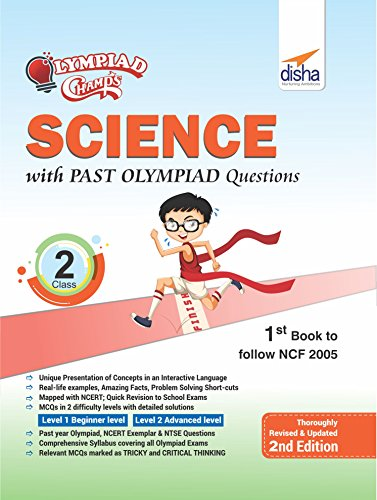 Olympiad Champs Science Class 2 with Past Olympiad Questions