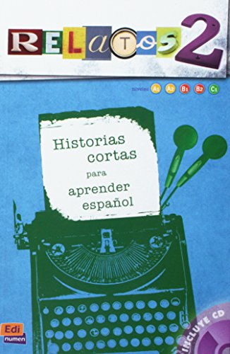 Relatos 2. Libro . Con CD