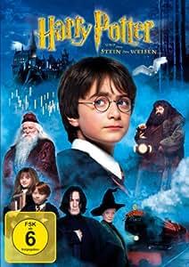 Harry Potter und der Stein der Weisen (Einzel-DVD): Amazon