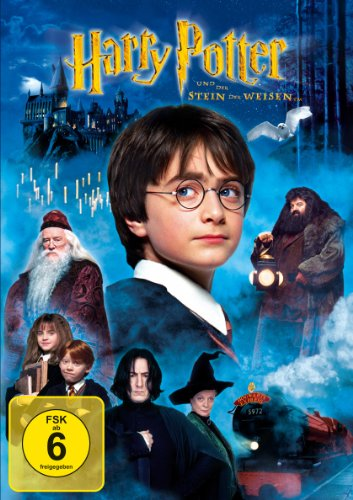 Harry Potter und der Stein der Weisen (Einzel-DVD)