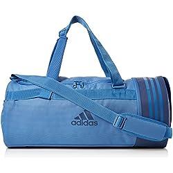 Adidas Cvrt 3S, Mochila Unisex Adultos, Azul, M