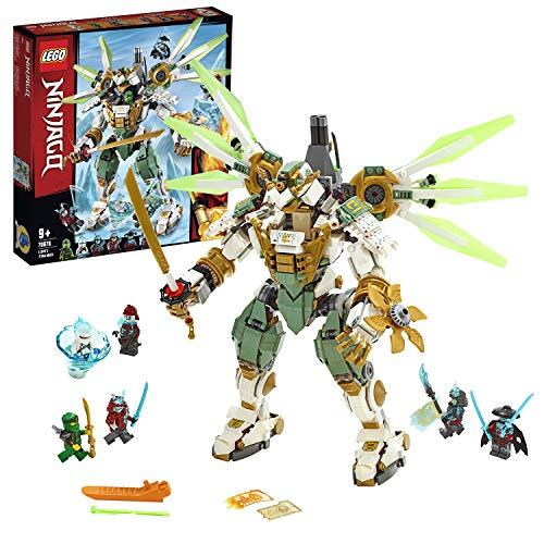 LEGO Ninjago - Titán Robot Lloyd Set construcción
