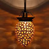 Somil Dn19 Metal Fitting Decorative Colorful Glass Wall Lamp
