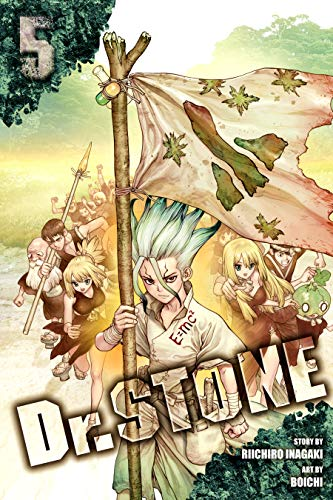 Dr. STONE, Vol. 5: Tale for the Ages (English Edition)