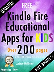 Free Kindle Fire Educational Apps For Kids (Free Kindle Fire Apps That Don't Suck Book 8) (English Edition)