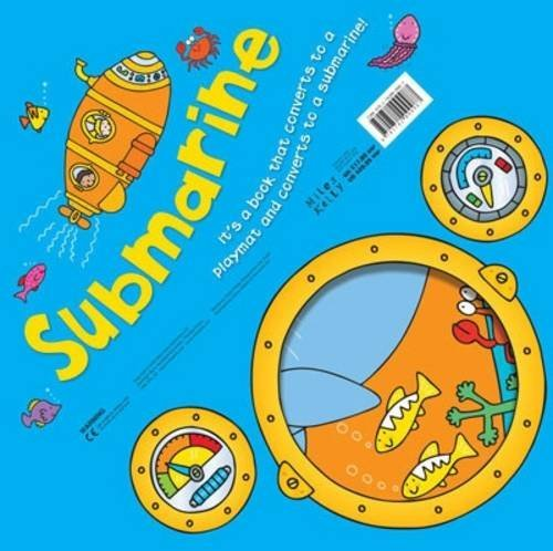 Convertible Submarine by Claire Phillip (2016-04-01)