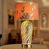 sdkky Céramique européenne lampe de table, Villa Décoration de luxe, salon étude...
