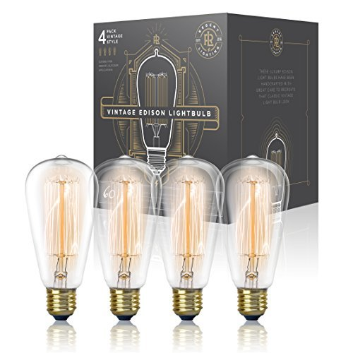 vintage-edison-light-bulb-60w-4-pack-dimmable-exposed-filament-incandescent-clear-dst58-teardrop-squ