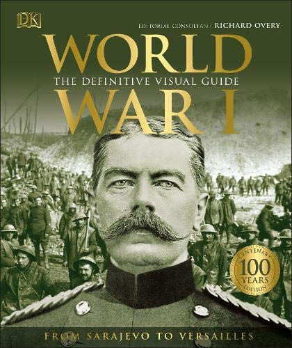 World War I: The Definitive Visual Guide (My First Touch & Feel Cards)