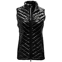 Damen Kugel Bold Weste, Damen, Ladies Sphere Bold Vest, schwarz, Medium