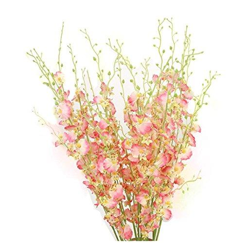 VWTTV Simulation Wenxin Tanz Orchidee Kunstblume Kunstblume Phalaenopsis Blume für Hochzeitsdekoration Kunst