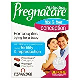 His & Her Conception 2 x 30 per pack Pregnacare