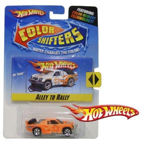 Hot Wheels color shifters único vehículo (uno suministrado al azar)