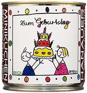 """Hanauer Minikuchen SchokoNuss """"Zum Geburtstag"""", 1er Pack (1 x 170 g)"""