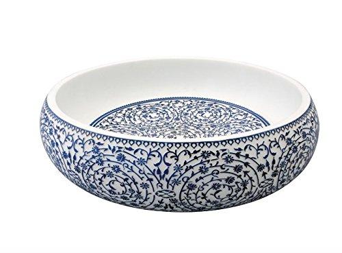 Eterne Handgefertigt Türkisch Iznik Girlande lässt SO manchem Keramik Schale - Türkische Keramik