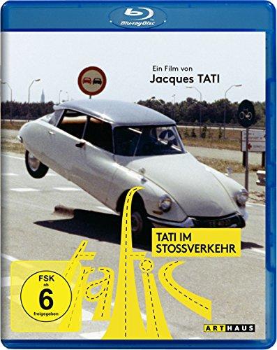 Bild von Trafic - Tati im Stoßverkehr [Blu-ray]