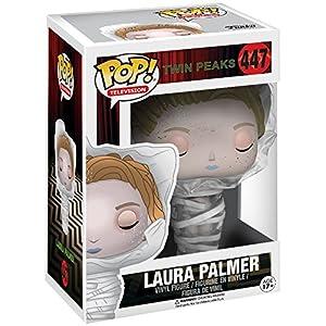 POP Twin Peaks Laura in Plastic Wrap Vinyl Figure