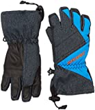 Ziener Kinder Agil AS(R) Glove Junior Skihandschuh, Denim, 4