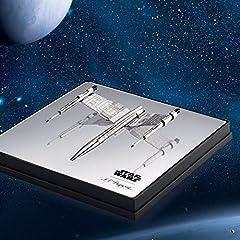 Idea Regalo - S.T. Dupont Star Wars streamline-r X-Wing penna a sfera