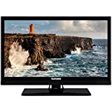 Telefunken XH20D101 51 cm (20 Zoll) Fernseher (HD Ready, Triple Tuner)